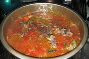 コリンズスープを作って実食する!