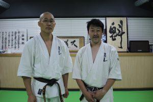 伝説の武道家、長田賢一 打撃論セミナーが行われました。